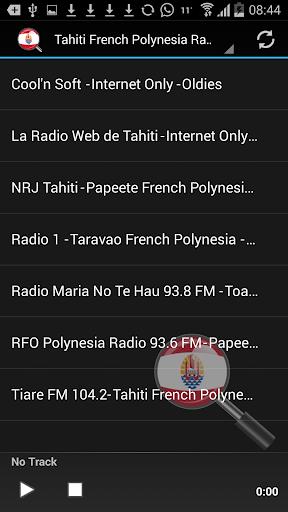 Tahiti French Polynesia Radio