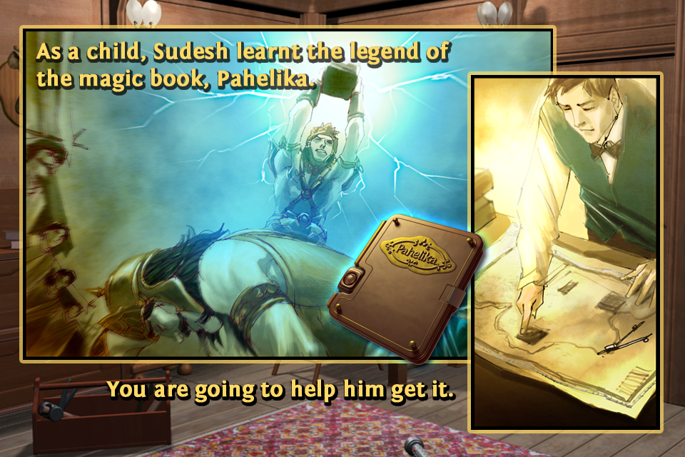 Pahelika: Free Hidden Object- screenshot