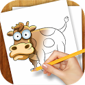 Learn to Draw Farm Animals icon