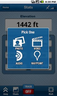 Trimble Outdoors Navigator - screenshot thumbnail