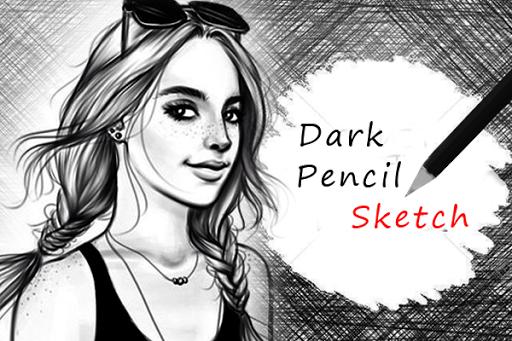 鉛筆素描效果|玩攝影App免費|玩APPs