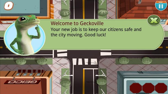 GEICO Tricky Traffic - screenshot thumbnail
