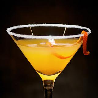Kentucky Sidecar Cocktail.