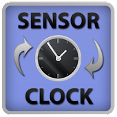 Sensor Clock LiveWallpaper