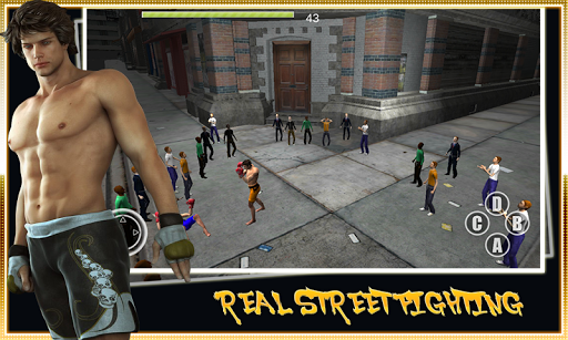 Real Street Fighting