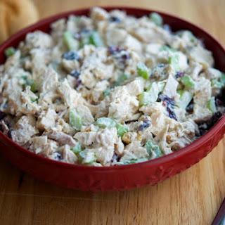 Rosemary, Honey and Walnut Chicken Salad