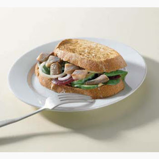 Haring Sandwich