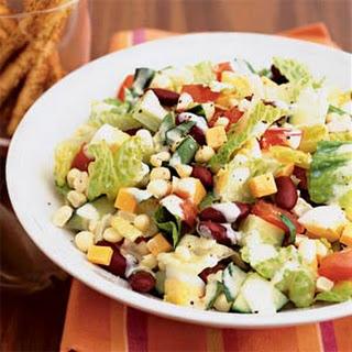 Vegetable Box Salad.