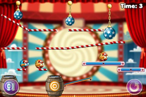Clowning Around - Puzzle Game - screenshot