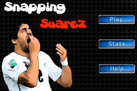 Snapping Suarez Biting Suarez