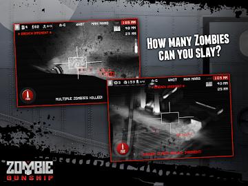 Zombie Gunship Screenshot 15