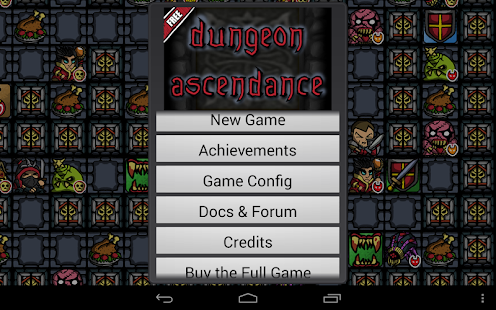 Dungeon Ascendance - Free- screenshot thumbnail