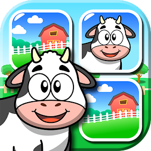 Farm Animals – Matching Game for PC and MAC