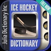Ice Hockey Dictionary