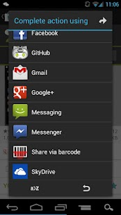 AppChooser- screenshot thumbnail