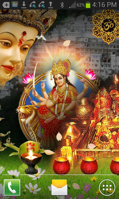 Vaishno Devi HQ Live Wallpaper- screenshot
