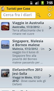 Turisti per Caso - screenshot thumbnail