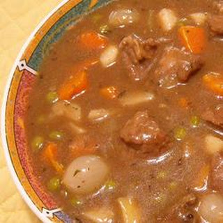 Spiced Beef Stew