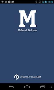 Mahwah Delivers - screenshot thumbnail
