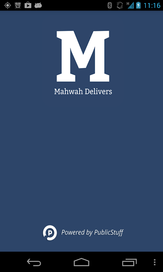 Mahwah Delivers - screenshot