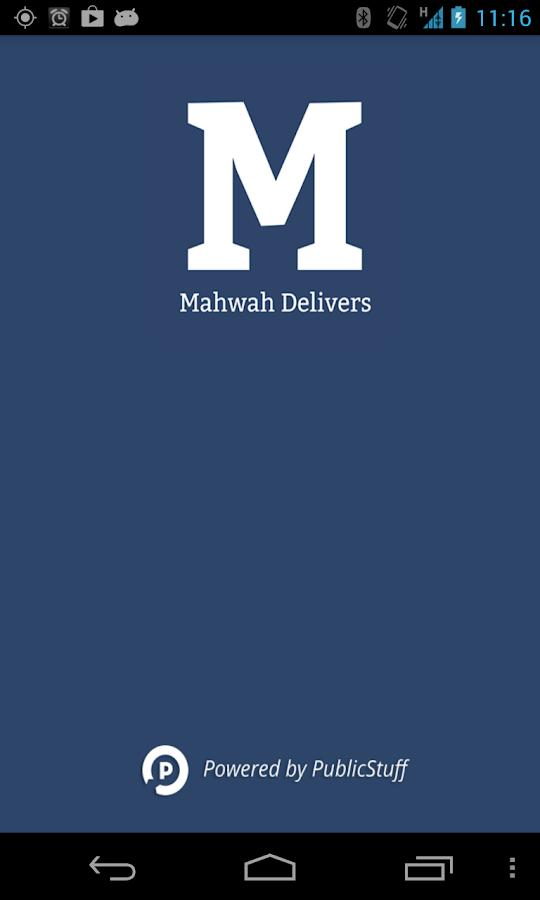 Mahwah Delivers - screenshot
