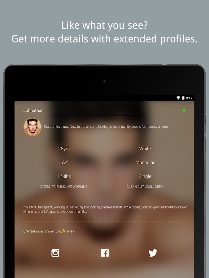 Grindr - Gay chat, meet & date- screenshot