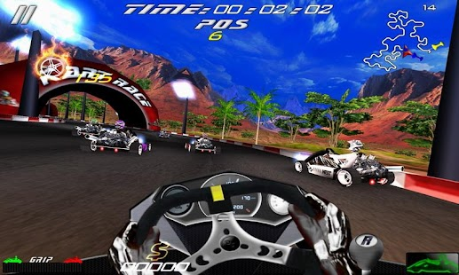 Kart Racing Ultimate Free- screenshot thumbnail