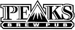 Logo for Peaks Brew Pub