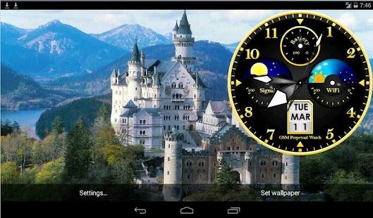 Perpetual Watch Wallpaper 3.1