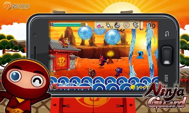 Ninja Guard- screenshot
