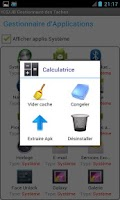 Screenshot of ICS Task Manager/Switcher FREE