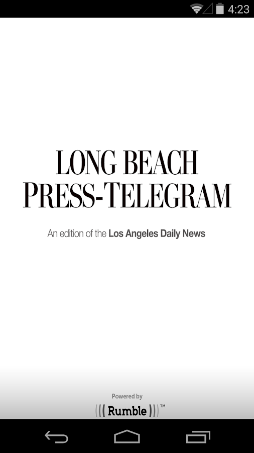 Long Beach Press-Telegram - screenshot