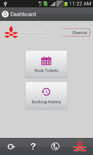 Rakki Cinemas - Book Tickets- screenshot thumbnail