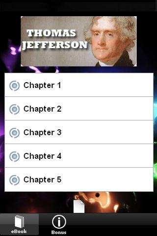 Thomas Jefferson Life
