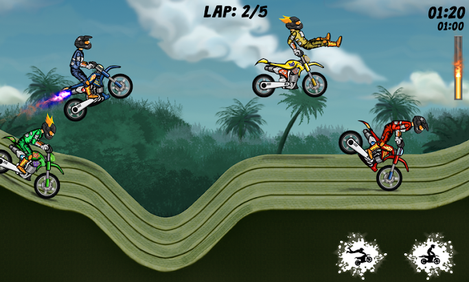 Stunt Extreme - BMX boy screenshot