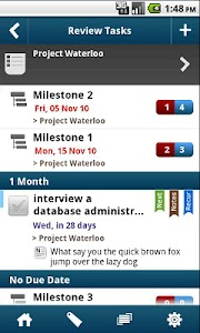 WAToDo! LITE Android ToDoList screenshot 3