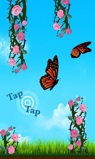 Flappy Butterfly Wings Free