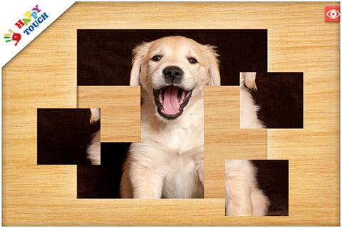 FREE Photo Puzzle App for Kids - screenshot