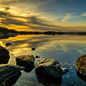 Søm .. by Steffan Hestenes - Landscapes Sunsets & Sunrises (  )
