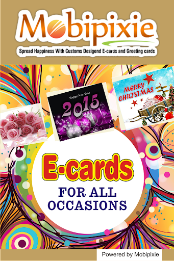 E-card for all occasions
