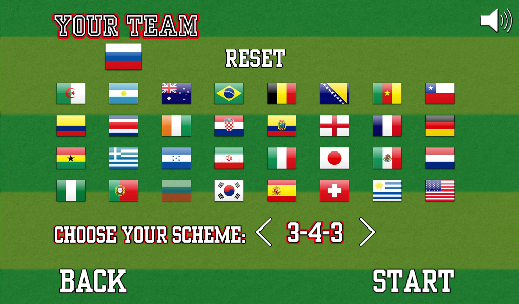 World Foosball Cup 2014- screenshot