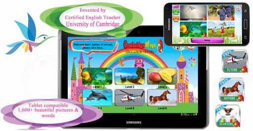 Cambridge Starters Pro