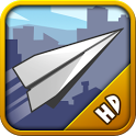 Paper Glider HD Live Wallpaper icon