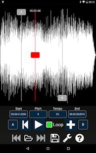Audio Speed Changer Pro- screenshot thumbnail