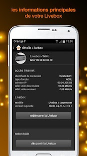 ma Livebox - screenshot thumbnail