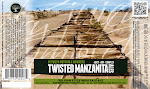 Twisted Manzanita Between Nothing & Nowhere