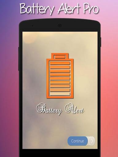 Battery Full Alert Pro