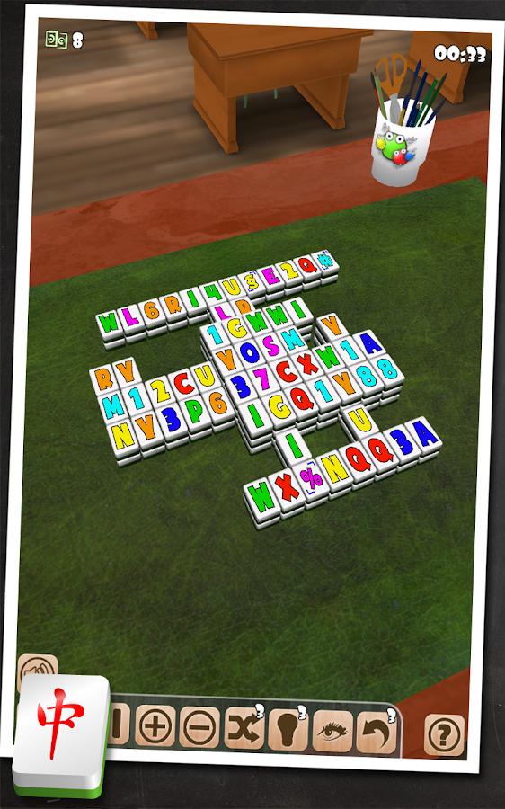 Mahjong 2 Classroom - screenshot