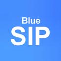 BlueSIPフォン logo