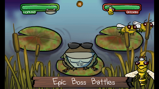 Frantic Frog- screenshot thumbnail
